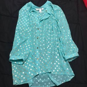 Tops - Forever 21 Button-up